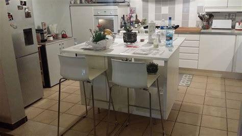 le de cuisine ikea un ilot de cuisine moderne pas cher bidouilles ikea