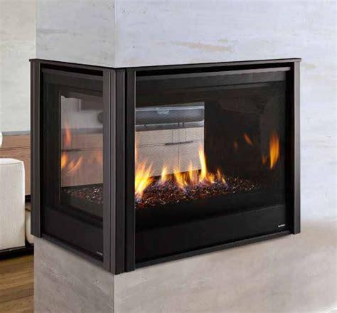 peninsula gas fireplace multi view scotts fireplace
