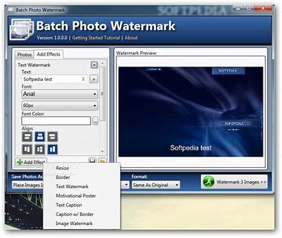 Watermark Batch Softtech Developer
