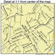 Lenoir North Carolina Street Map 3737760