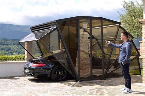 Mobile Garage Design  Zack Chia  Apple Is Black
