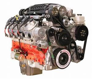 Lsx 427 Engine With Tvs2300 Magnuson Supercharger  U0026 T56