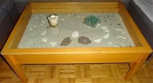 Tisch Mit Schublade Und Glasplatte Ib Laursen Couchtisch Mit