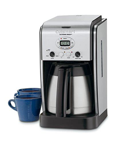 Most traditional drip coffee makers have a tank that holds water. Top 10 Best Thermal Carafe Coffee Makers in 2020 - Reviews