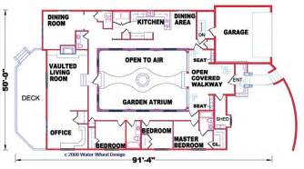 Surprisingly Atrium Home Plans by Image Result For Http Www Waterwheelhomedesign