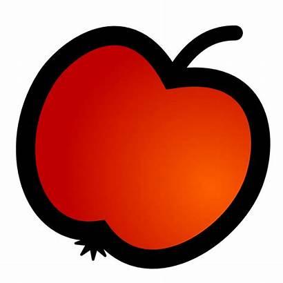 Apple Icon Clipart Clip Apfel Eple Appel