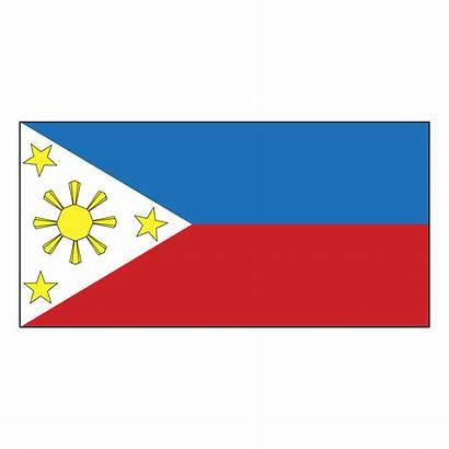 Flag Philippines Transparent Logos Svg