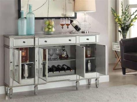 cheap kitchen buffet cabinet 102595 coaster mirrored buffet cabinet 5265