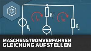Stromteiler Berechnen : maschenstromverfahren einfach erkl rt maschengleichungen ~ Themetempest.com Abrechnung