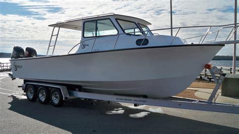 C Hawk Boats by 29 Sport Cabin Chawk Boats