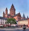 File:Mainz Cathedral - Mainz, Germany - panoramio.jpg ...