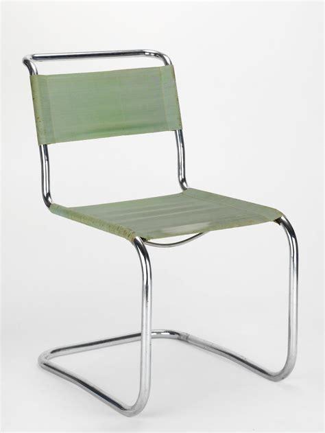 Stuhl Marcel Breuer by Marcel Breuer B 33 1927 1928 Sit Chair Design