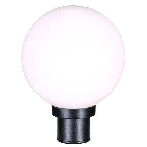 home depot globe lights progress lighting globe collection 1 light black post
