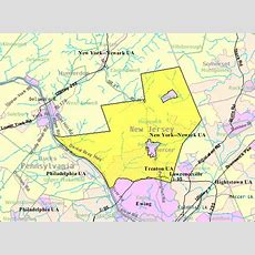Filecensus Bureau Map Of Hopewell Township, Mercer County