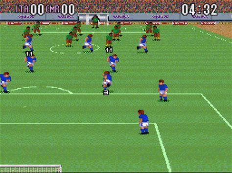 super soccer  game gamefabrique