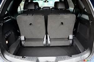 Ford Escape Coffre : le ford explorer 2017 se d brouille bien avec 4 cylindres ~ Melissatoandfro.com Idées de Décoration