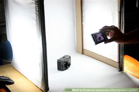 light box photography how to create an inexpensive photography lightbox 15 steps