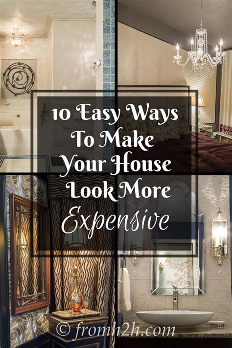 easy ways    house   expensive home