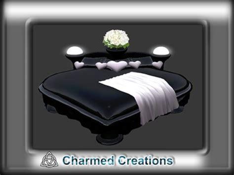life marketplace romantic heart shaped bed