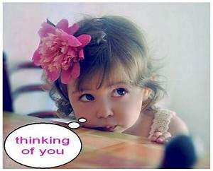 Cute baby was thinking of you - DesiComments.com