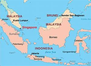 Where is Singapore Located