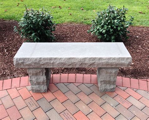 engraved garden benches engraved stones and boulders valley city supply