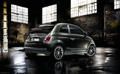 Fiat 500c Wallpapers by Fiat Quot 500c By Diesel Quot Widescreen Car Wallpapers 02