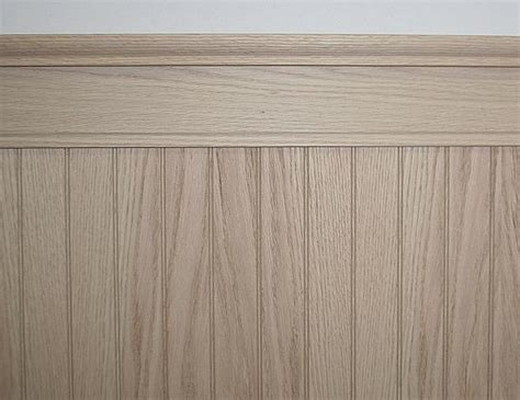 Beadboard Paneling-materials, Ideas, And Wainscoting I