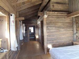 Emejing interieur chalet bois pictures awesome interior for Interieur chalet bois montagne