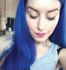 Directions Hair color Neon Blue Jenna Leuven