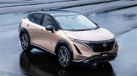 Nissan Ariya electric crossover makes global debut - Drive ...