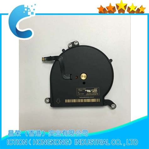 aliexpress buy original new laptop cpu cooling fan for macbook air 13 3 quot a1369 a1466