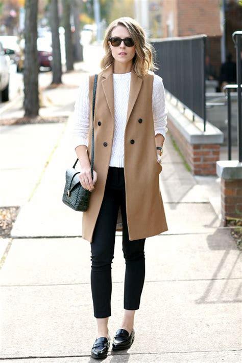 long vest   fall layering fashion essential fashionsycom