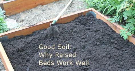 Raised Garden Bed Soil — A Few Bags More
