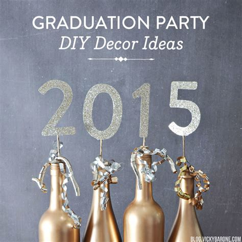 Graduation Decoration Ideas Diy by Graduation Diy Decor Ideas Barone