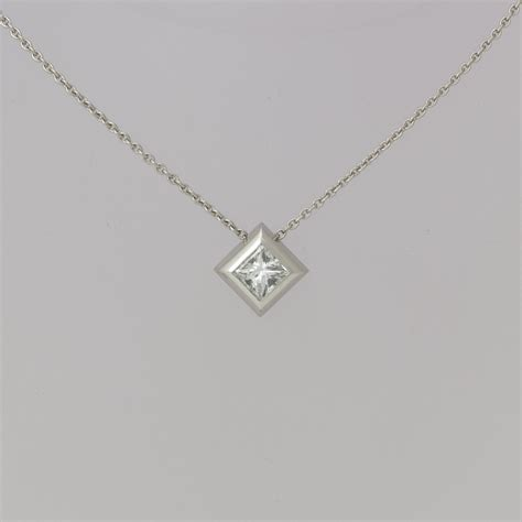 single diamond necklaces refined taste  women