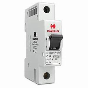 Prise 20 Ampere : havells 20 amp single pole mcb set of 2 buy havells 20 ~ Premium-room.com Idées de Décoration