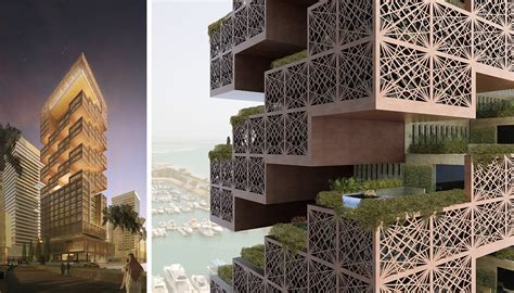 som nozul lusail marina sustainable design