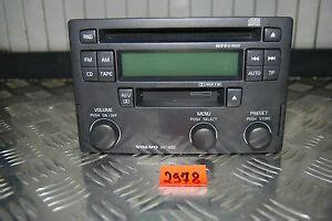 volvo radio cd hu  mit code ebay