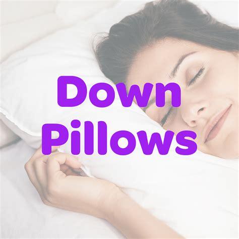 5 Best Down Pillows For 2018  Down Pillow Reviews