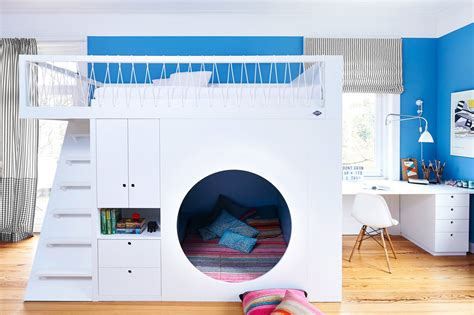 Modern Kids Rooms With Not-your-average Bunk Beds