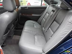 Stone Interior 2002 Toyota Camry Xle V6 Photo  78783437