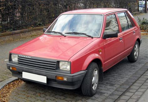 Daihatsu Charade daihatsu charade 1983 price in pakistan review