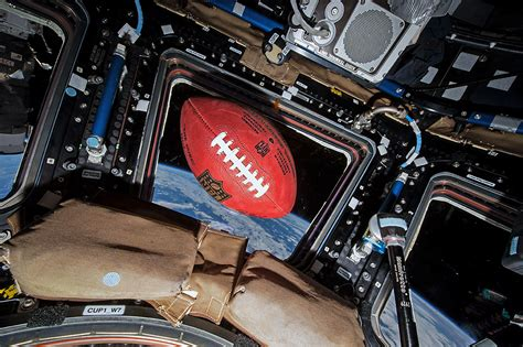 Nasa Looks At The Super Bowl