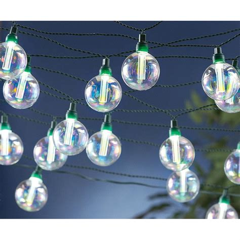 solar bulb string lights globe solar string lights 218204 solar outdoor