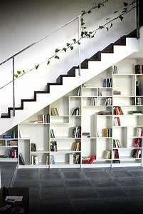 Bibliotheque Angle Ikea : 14 biblioth ques am nag es sous l 39 escalier ~ Teatrodelosmanantiales.com Idées de Décoration
