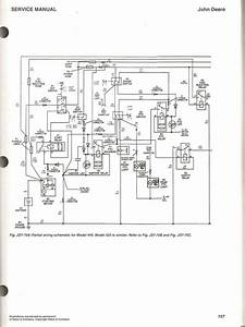 Gk 4087  2040 John Deere Light Diagram Wiring Diagram