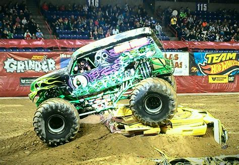 monster truck show spokane being frugal and making it work heart pounding family fun