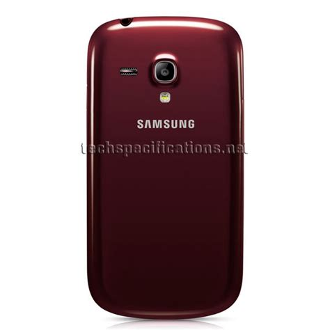 technical specifications  samsung  galaxy  mini