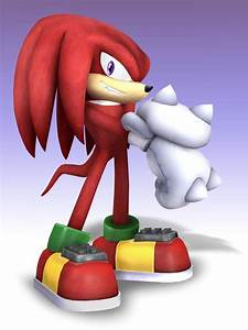 Knuckles the Echidna by Nanobuds on DeviantArt